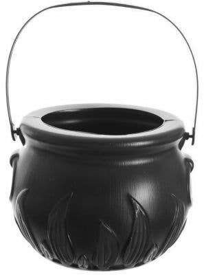 Small Witch Cauldron Halloween Candy Bucket