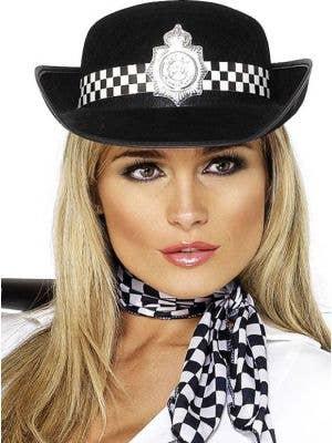 Police Women's Bowler Hat