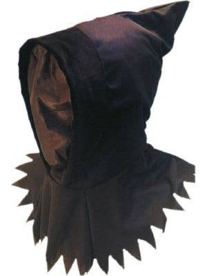 Ghoul Hooded Mask Halloween Accessory
