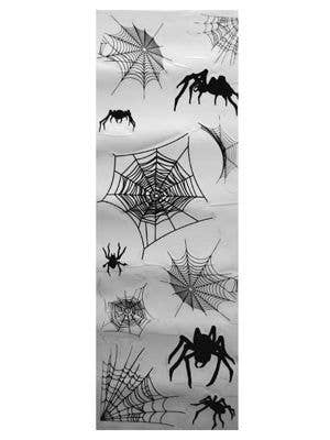 Spiders and Webs Wall Decals Halloween Decorations View 1