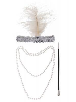 Instant Flapper White Accessory Kit