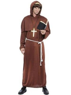 Religious Monk Budget Men's Costume