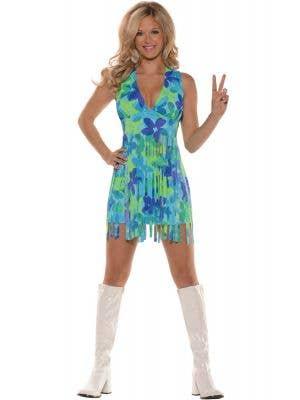 Meadow Hippie Women's Sexy 1960's Costume