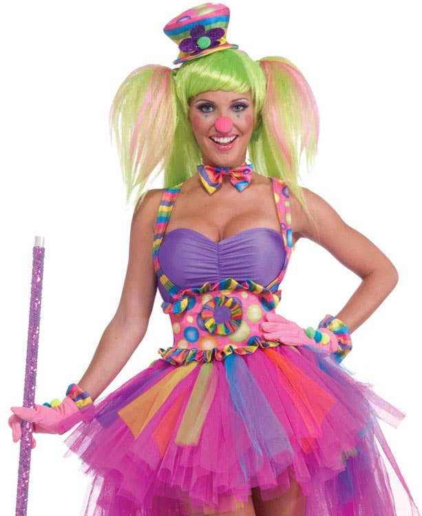 Tutu Lulu Women s Sexy Clown Costume