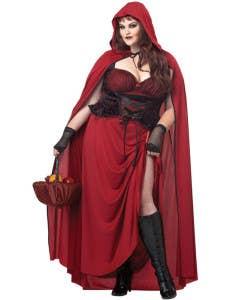 Riding Hood Sexy Women's Halloween Costumes