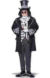 Mad Hatter Character Halloween Costumes