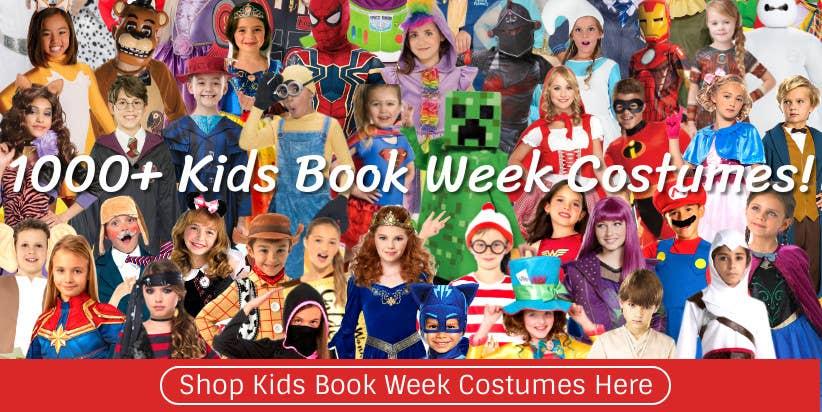 1000+ Kids 2019 Book Week Costumes
