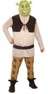 Shrek Movie Costume Ideas for Couples