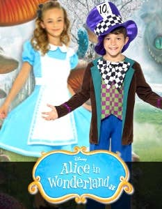 Shop Alice in Wonderland Costumes at Heaven Costumes Australia