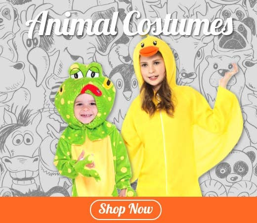 Shop Animal Book Week Costumes for Kids