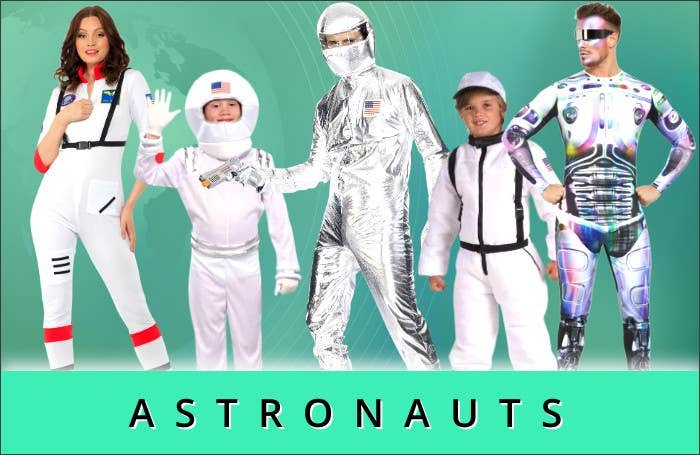 Shop All 2021 New Worlds Astronaut Book Week Costume Ideas at Heaven Costumes Australia