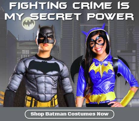 Book Week 2019 Secret Power - Fighting Crime