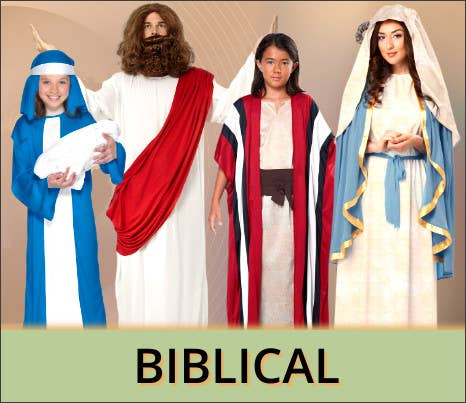 Shop All 2021 Old Worlds Biblical Times Book Week Costume Ideas at Heaven Costumes Australia