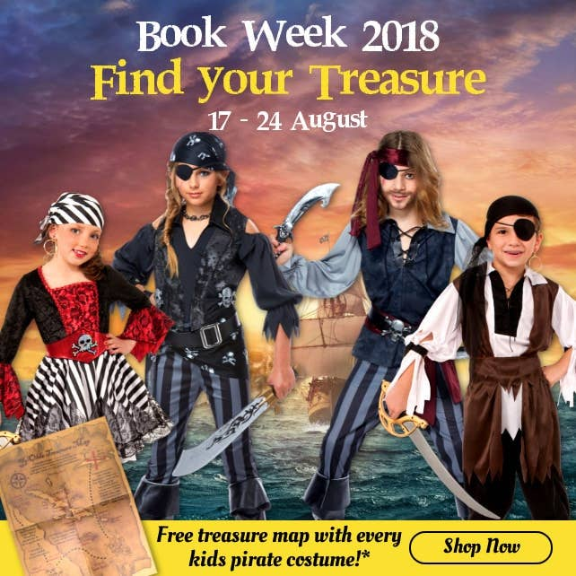 Shop All Book Week Costumes Online at Heaven Costumes