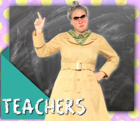 Shop All Teacher's Book Week Costumes at Heaven Costumes Australia