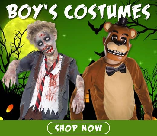 Shop Boy's Halloween Costumes
