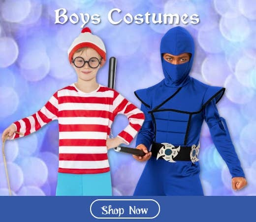 Shop Boys Book Week Costumes Online