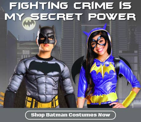 Buy 2019 Book Week Batman Costumes for Teachers and Kids Online