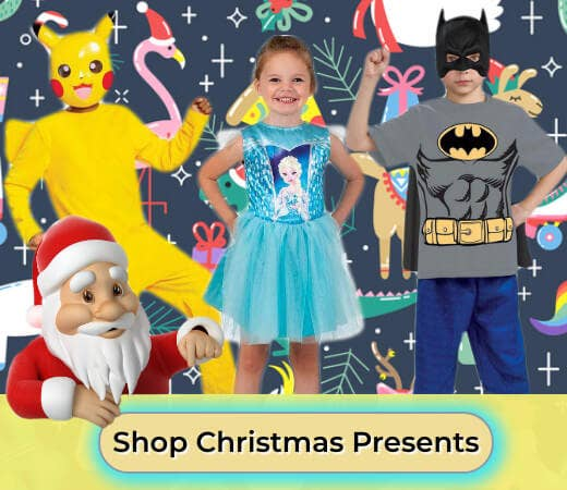 Shop Kids Costumes to Give as Christmas Presents in 2019 Online Now