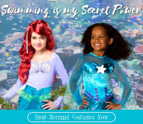Buy 2019 Book Week Mermaid Costumes for Kids Online in Australia