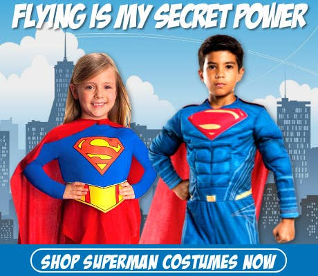 Shop 2019 Book Week Superman Costumes for Kids and Teachers Online
