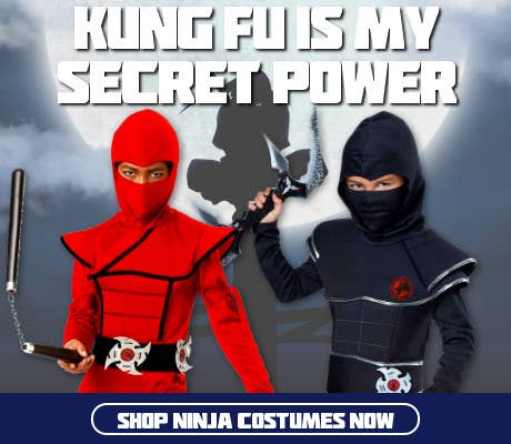 Buy 2019 Book Week Ninja Costumes for Kids and Teachers Online