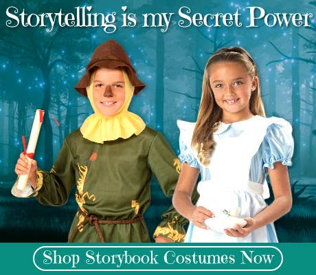 Shop 2019 Book Week Storybook Character Costumes for Kids and Teachers Online