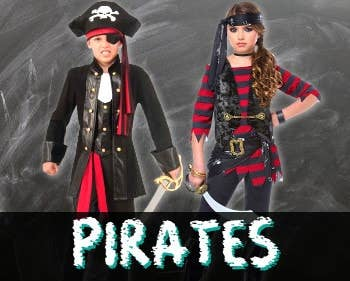 Shop Pirate Costumes at Heaven Costumes Australia