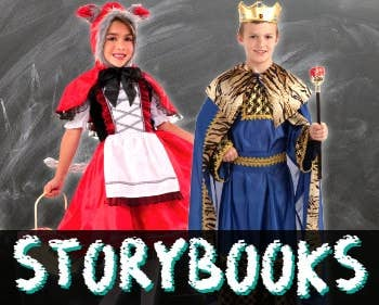 Shop Storybook Costumes at Heaven Costumes Australia