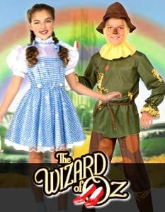 Shop Wizard of Oz Costumes at Heaven Costumes Australia