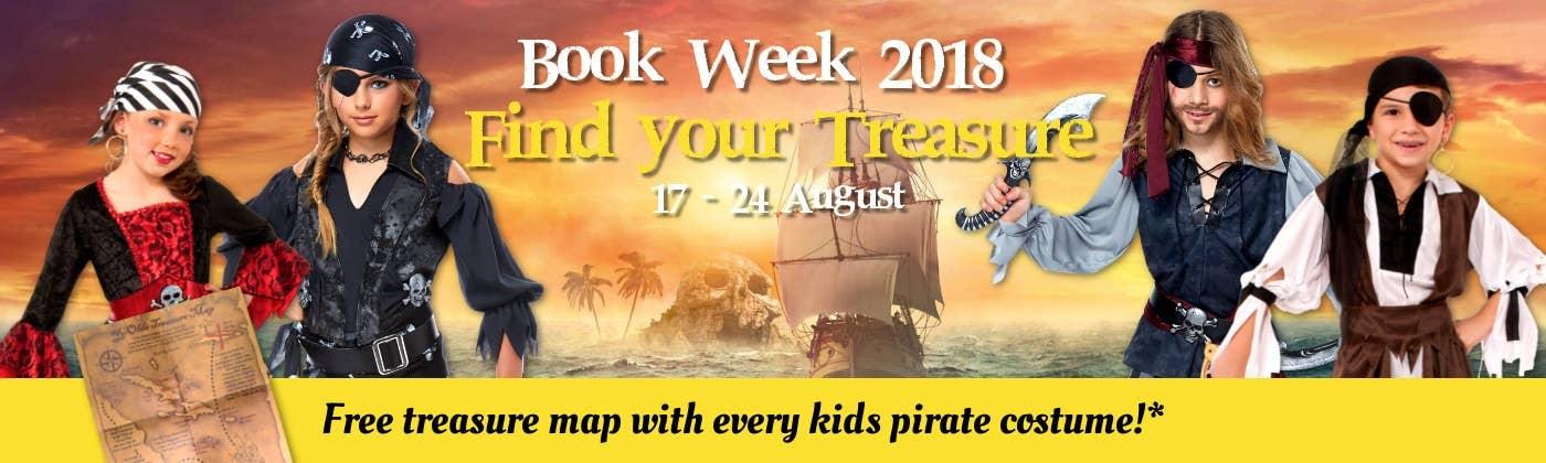 Shop All Kids Book Week Costumes Online