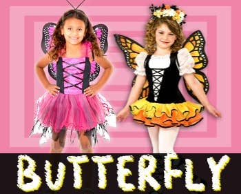 Shop All Butterfly Costumes at Heaven Costumes Australia