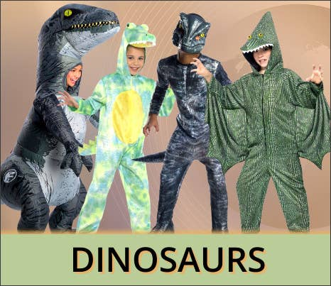 Shop All 2021 Old Worlds Dinosaur Book Week Costume Ideas at Heaven Costumes Australia