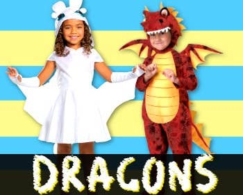 Shop All Dragon Costumes at Heaven Costumes Australia