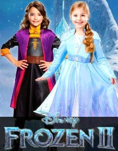 Shop Frozen Costumes at Heaven Costumes Australia