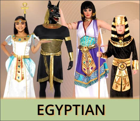 Shop All 2021 Old Worlds Egyptian Book Week Costume Ideas at Heaven Costumes Australia