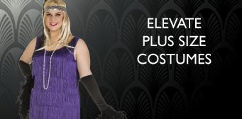 Elevate Wholesale Women's Plus Size Costumes