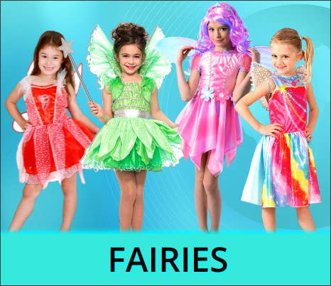 Shop All 2021 Other Worlds Fairy Book Week Costume Ideas at Heaven Costumes Australia