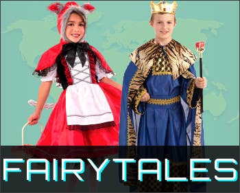 Shop All Fairytale Book Week Costume Ideas at Heaven Costumes Australia