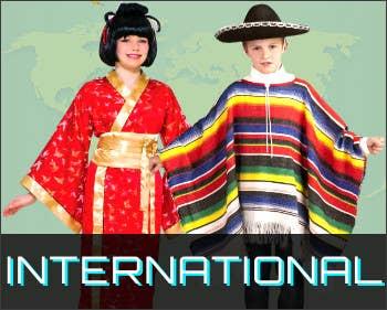 Shop All International Book Week Costume Ideas at Heaven Costumes Australia
