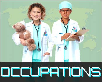 Shop All Occupation Book Week Costume Ideas at Heaven Costumes Australia