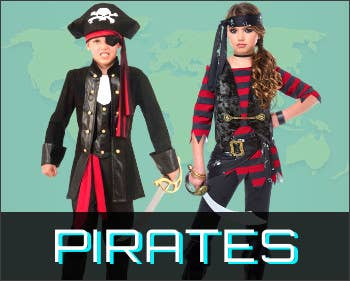 Shop All Pirate Book Week Costume Ideas at Heaven Costumes Australia