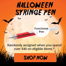 Free Gift Syringe Pen