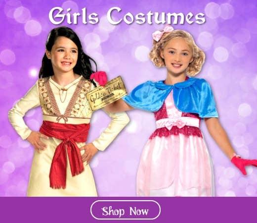 Shop Girls Book Week Costumes Online