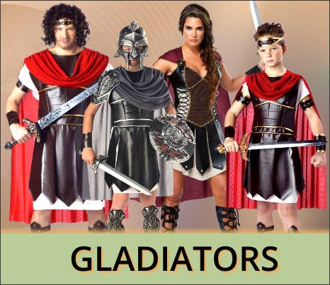 Shop All 2021 Old Worlds Gladiator Book Week Costume Ideas at Heaven Costumes Australia