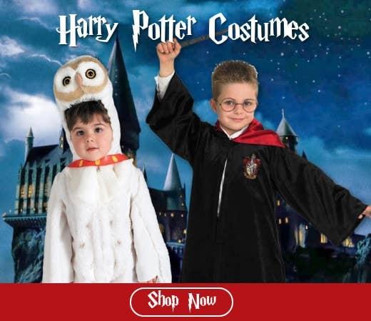 Shop Harry Potter Kids Book Week Costumes Online