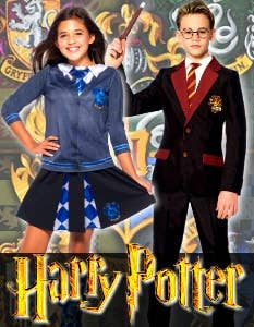 Shop All Harry Potter Costumes at Heaven Costumes Australia