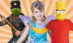 Shop Kids Fancy Dress Costumes