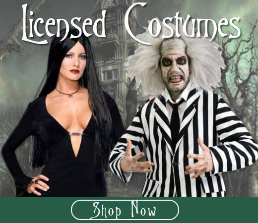 Shop Licensed Halloween Costumes