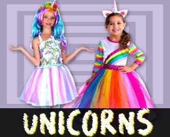 Shop All Unicorn Costumes at Heaven Costumes Australia